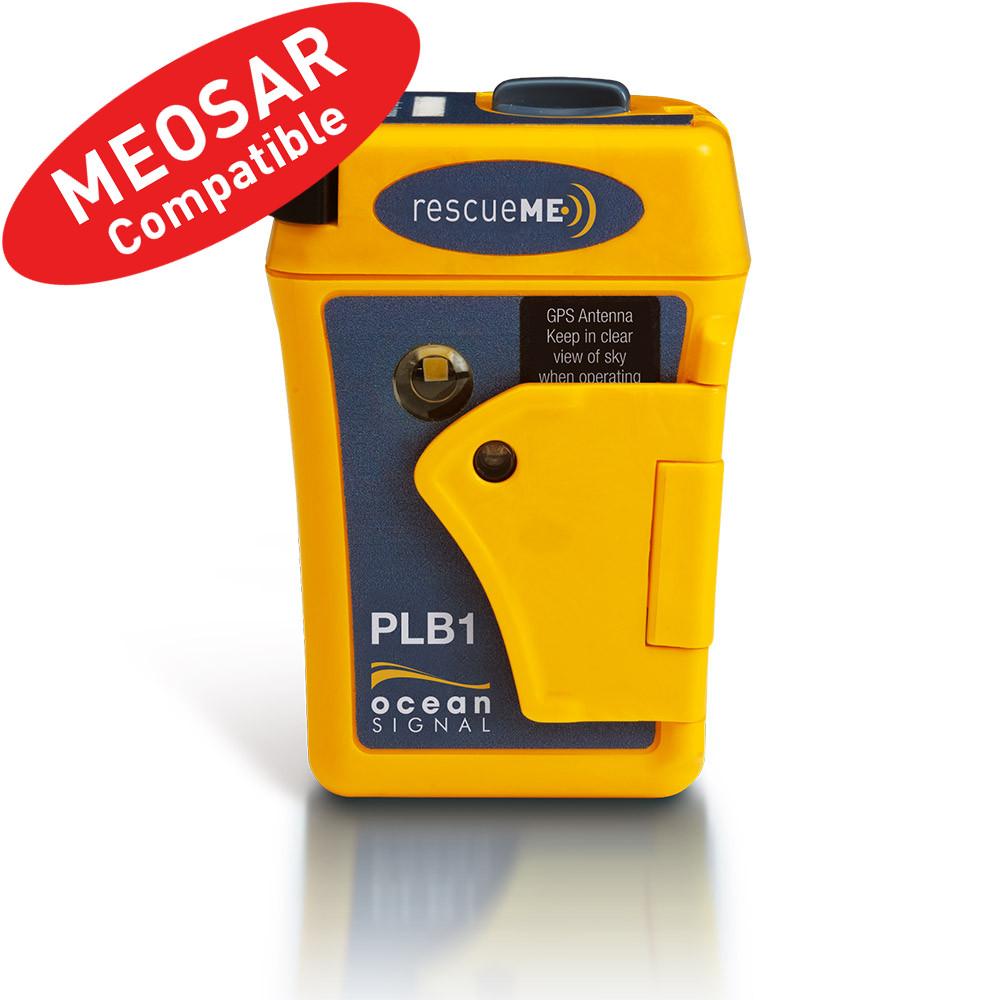 rescueME PLB1 MEOSAR